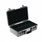 pelicase 1515Air silver with foam