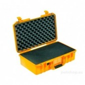 Pelicase 1525Air yellow with foam