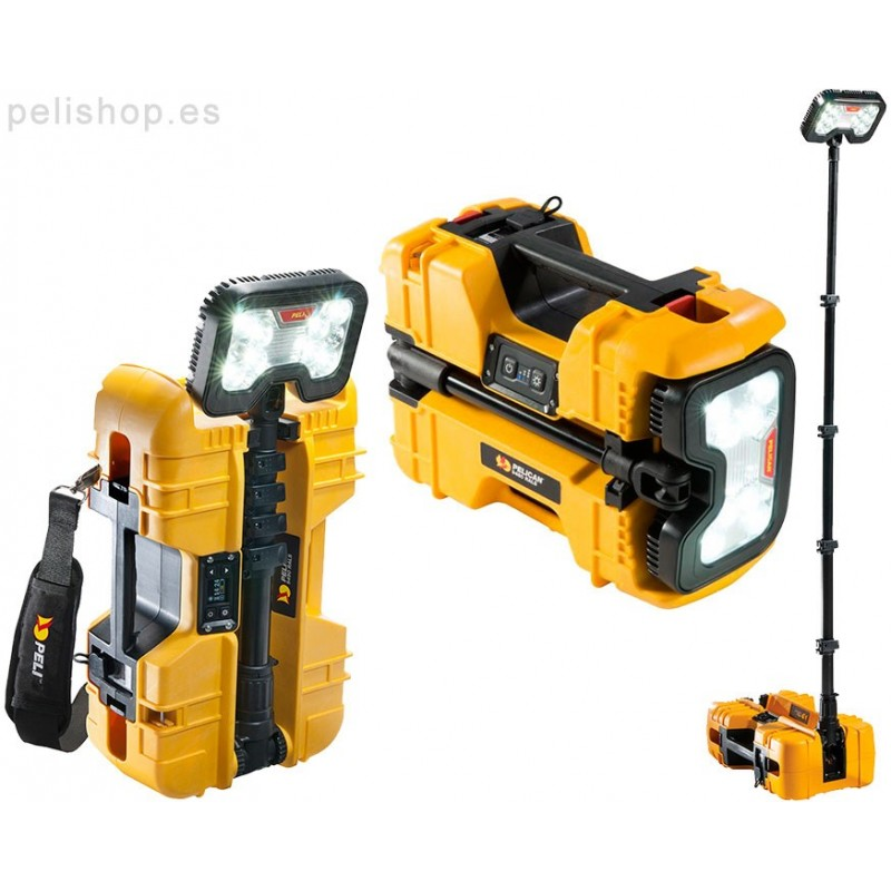 Peli RALS 9490 yellow