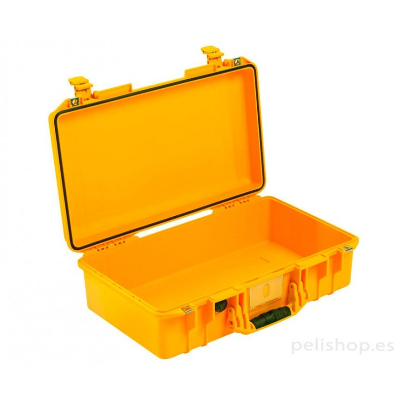 Pelicase 1525 Air yellow no foam