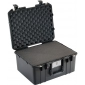 Peli Air 1557 black with foam