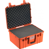 Peli Air 1557 Orange with foam