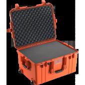 Peli Air 1607 orange with foam