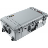 Peli Air 1615 silver no foam