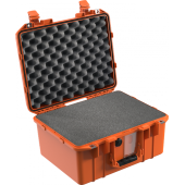 Peli 1507 Air orange with foam