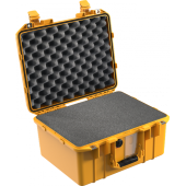 Peli 1507 Air yellow with foam