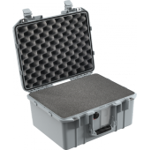 Peli 1507 Air silver with foam