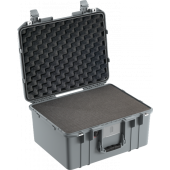 Peli Air 1557 silver with foam