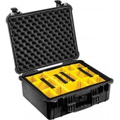 Pelicase 1550 black with...