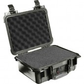 Pelicase 1400 black with foam