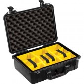 Pelicase 1500 black with...