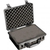 Pelicase 1500 black with foam