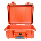 Pelicase 1400 orange no foam