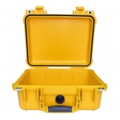 Peli case 1400 yellow no foam