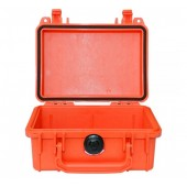 Peli Case orange no foam