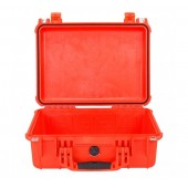 Pelicase 1450 orange no foam