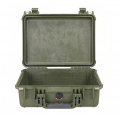 Peli case 1450 OD green no...