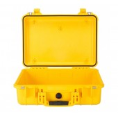 Peli case 1500 yellow no foam