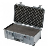 Peli Air 1535 silver with foam