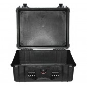 Pelicase 1550 black no foam