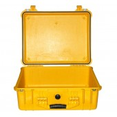 Pelicase 1550 yellow no foam