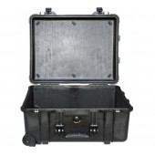 Pelicase 1560 black no foam