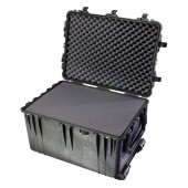 Pelicase 1660 black with foam
