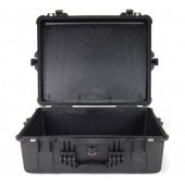 Pelicase 1600 black no foam