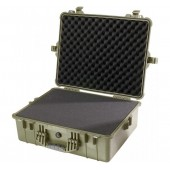 Pelicase 1600OD green with...