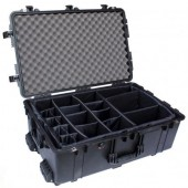 Pelicase 1650 black with...