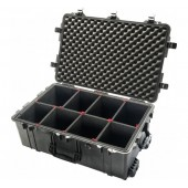 Peli case 1650 black with...
