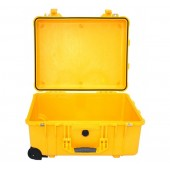 Peli case 1560 yellow no foam