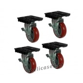 Casters & Wheels for...