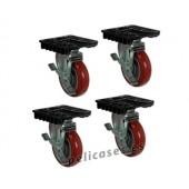 Kit de ruedas para Peli 0500