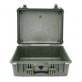 Peli case 1550 OD green no...