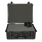 Pelicase 1550 black with foam