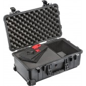 Pelicase 1510 with foam &...
