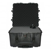 Pelicase 1640 black with foam