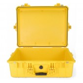 Pelicase 1600 yellow no foam