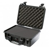 Pelicase 1450 black with foam
