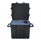 Pelicase 0370 black with foam