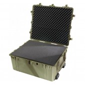 Pelicase 1690 OD green with...