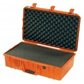 Peli Air 1555 orange with foam
