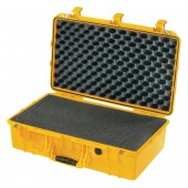 Peli Air 1555 yellow with foam