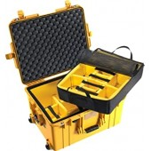 Peli Air 1607 yellow with...