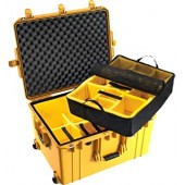 Peli Air 1637 yellow with...