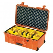 Peli Air 1535 orange with...