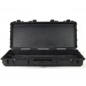 Pelicase 1700 black no foam