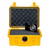 Pelicase 1120 yellow w/foam