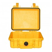 Peli case 1200 yellow no foam